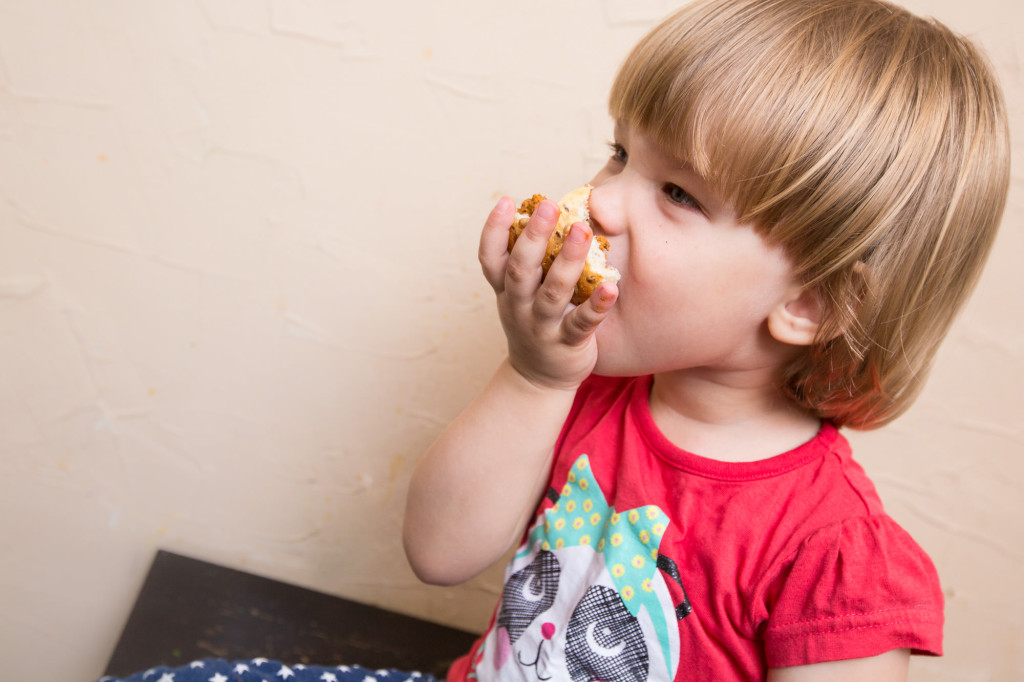 dziecko je domowy pasztet zwątróbki