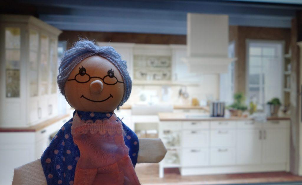 babcia wkuchni