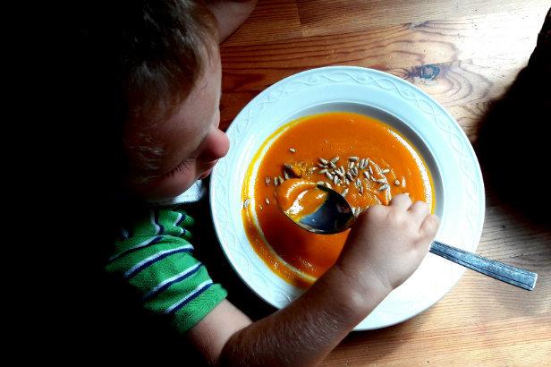 łatwa zupa krem zdyni szybka